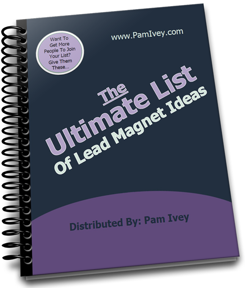 The Ultimate List of Lead Magnet Ideas