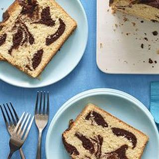 Vanilla-Chocolate Pound Cake