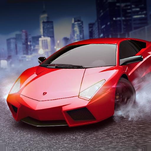 Highway Supercar Speed Contest 賽車遊戲 LOGO-玩APPs