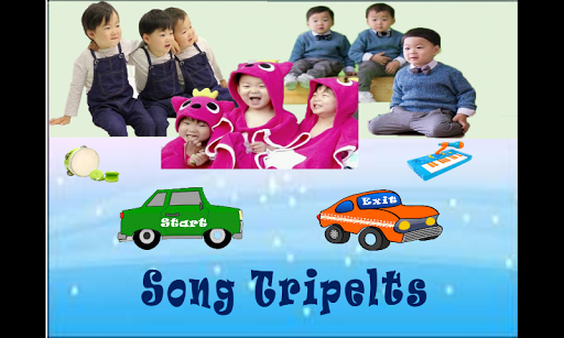 Song Triplets Pict Match