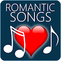 Romantic love songs icon