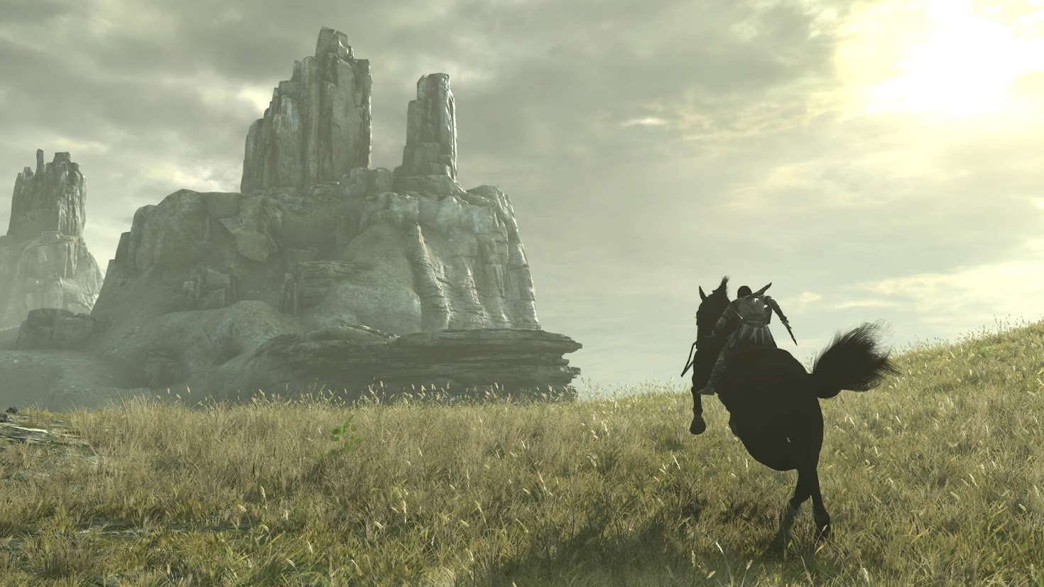 shadow of the colossus recenzja ps4 opinie