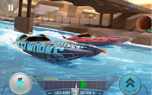 Top Boat: Racing Simulator 3D u0635u0648u0631 2