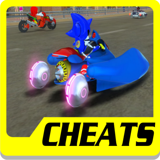 Cheat Sonic Racing Transformed