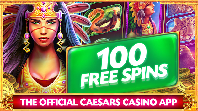 Caesars Slot Machines & Games APK screenshot thumbnail 1