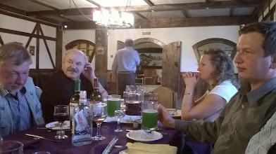 Photo: Товарищеский ужин
