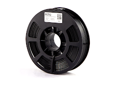 Kodak Black PETG Filament - 1.75mm (0.75kg)