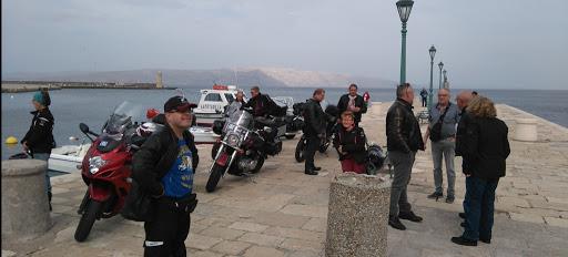Croatie à moto plitvice
