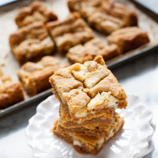 Peanut Butter Cookie Pie Bars
