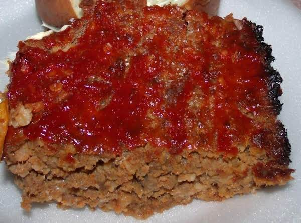 Mom's Meat-loaf Recipe