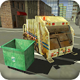 Race Cleaner Garbage Truck icon