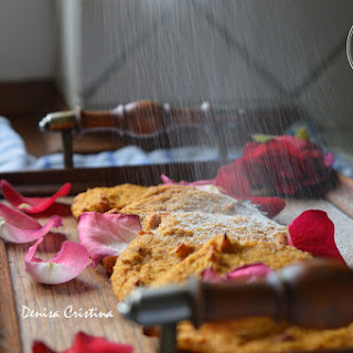 Butter squash cookies/ Biscuiti din dovleac.