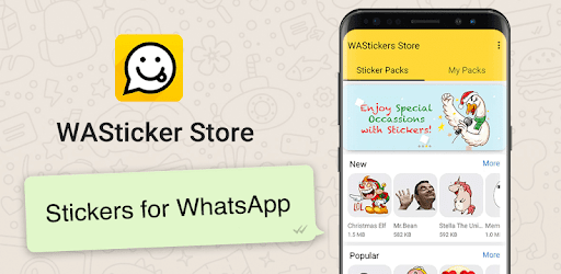 WAStickerApps Store: Personalized Sticker Maker - Apps on