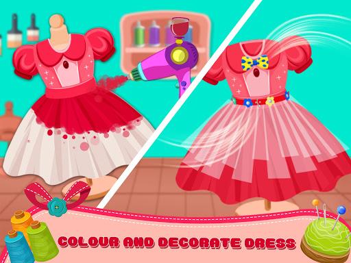 Baby Tailor Fashion Dress Up Shop screenshot 2