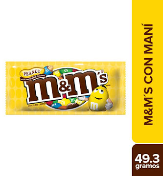 Chocolate M&M´S Peanut