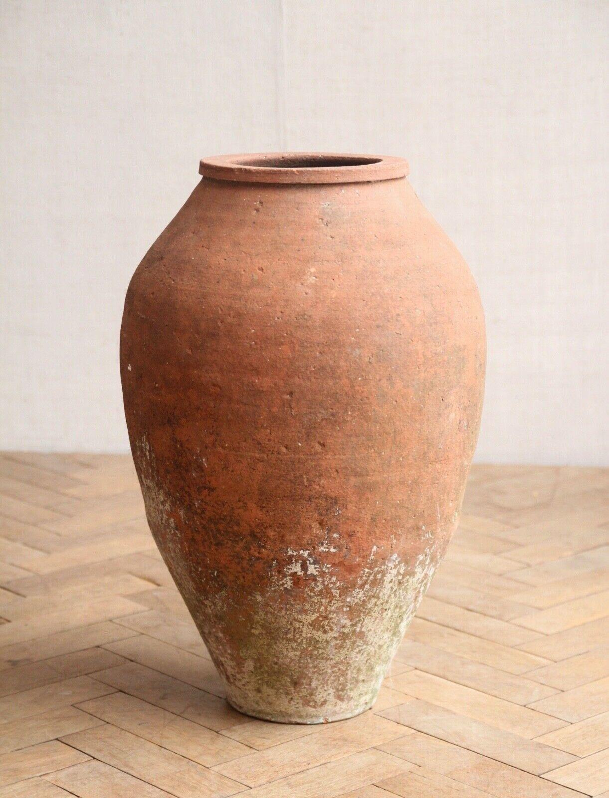 antique garden pot