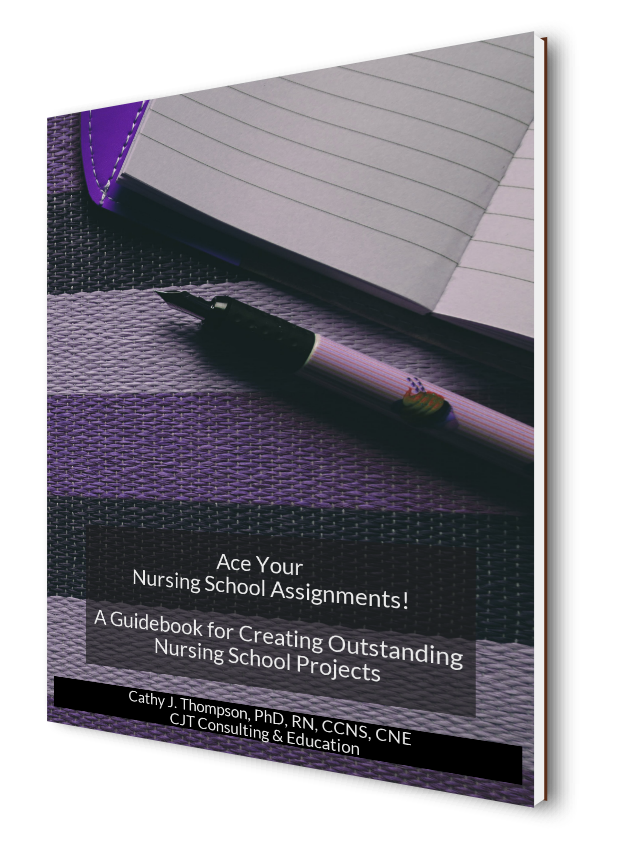 Cover of Ace Your Nursing School Assignments