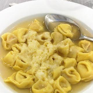 Homemade Pasta 101- Tortellini + Bologna, Italy