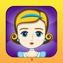 Cinderella : 3D Pop-up Book icon