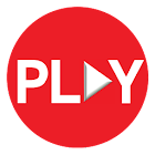 Vodafone Play Live TV Movies TV Shows News icon