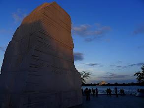 Photo: Martin L.King memorial