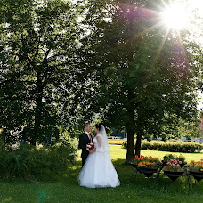 Wedding photographer Anna Chervonec (Luchik84). Photo of 25.09.2017