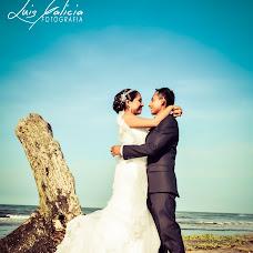 Wedding photographer Luis Galicia (LuisGalicia). Photo of 22.06.2016