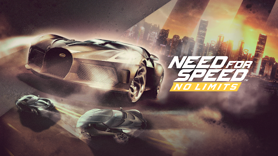 Need for Speed No Limits Mod Apk 4.4.6 1