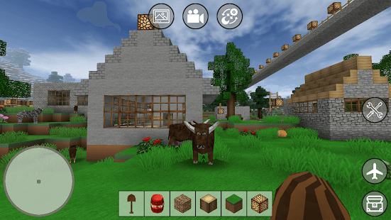 Mini Block Craft Screenshot