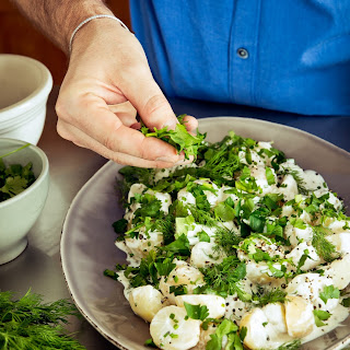 Buttermilk Ranch Potato Salad
