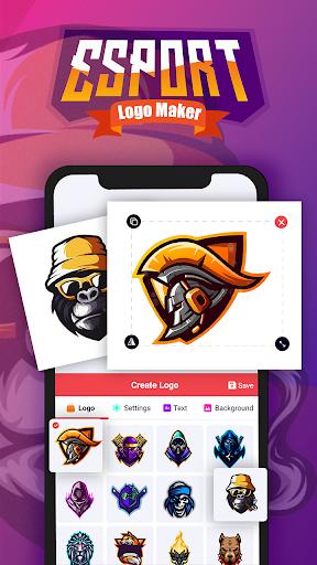 Game Logo Maker: Logo Esport Maker & Gaming Logo 1.0 screenshots 5