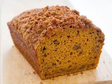 Pumpkin Bread - Cooks Illustrated