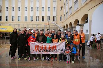 Photo: 36ª Cursa Barri de Sant Antoni 19/1/14