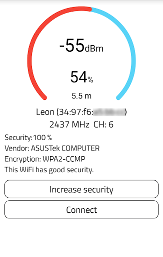 WiFi Warden ( WPS Connect ) v1.8.4 [Unlocked]