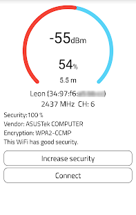WiFi Warden ( WPS Connect ) Screenshot
