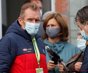 """Adrie van der Poel vindt overwinning van Mathieu in Strade de mooiste: """"Dat maakt het voor mij wel echt bijzonder"""""""