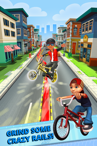 Bike Race - Bike Blast Rush  screenshots 4