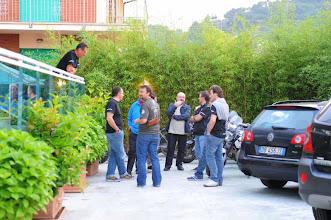 Photo: 11 giugno sabato - hotel Prater in attesa della pizza