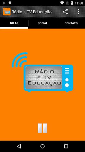 Rádio e TV Educação