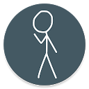 Standard Creepiness Rule xkcd mobile app icon