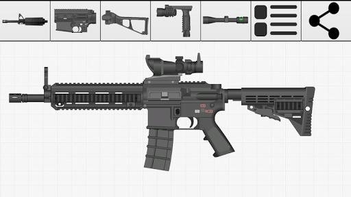 Weapon Builder Pro screenshot 4