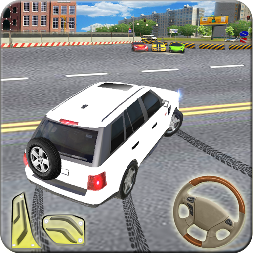 Prado Car Adventure - A Popular Simulator Game file APK Free for PC, smart TV Download