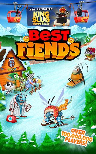 Best Fiends - Free Puzzle Game screenshot 7