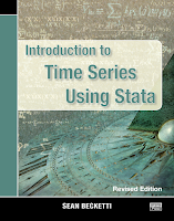 Introduction to Time Series Using Stata, Revised Ed.