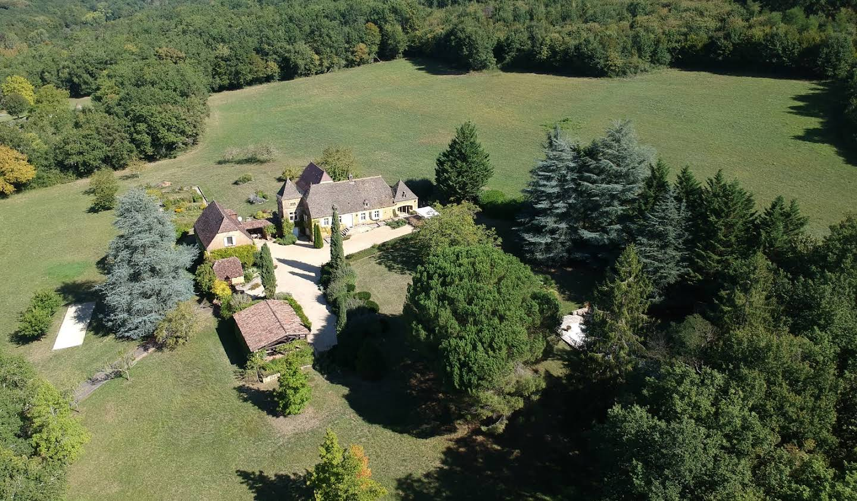 Manor Sarlat-la-Canéda