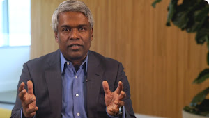 Entrevista da Verizon com Thomas Kurian sobre a Contact Center AI (links em inglês)