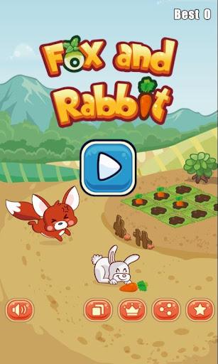 キツネとウサギ - 走れ!ラン&ダッシュ