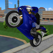 Extreme City Moto Bike 3D Android APK Download Free By I6 Games