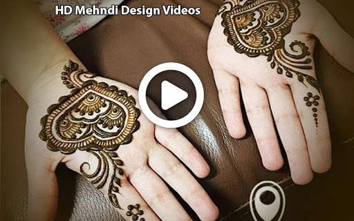 Simple Mehndi Designs Videos Tutorial Mehndi 2018 1.2 screenshots 1