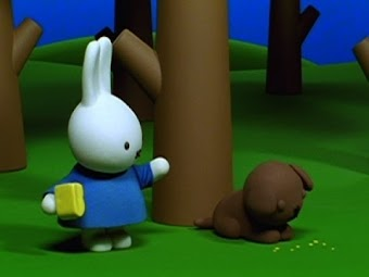 Miffy Finds Snuffy/Miffy and the Seasons